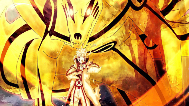 Naruto: 6 trạng thái biến đổi thành Jinchuriki của Hokage đệ Thất - Ảnh 5.