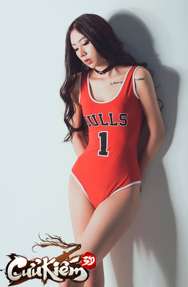 Body cực bén của nữ game thủ Việt vừa được khai quật: Sexy style sẽ dần thay thế cho xu hướng bánh bèo? - Ảnh 13.