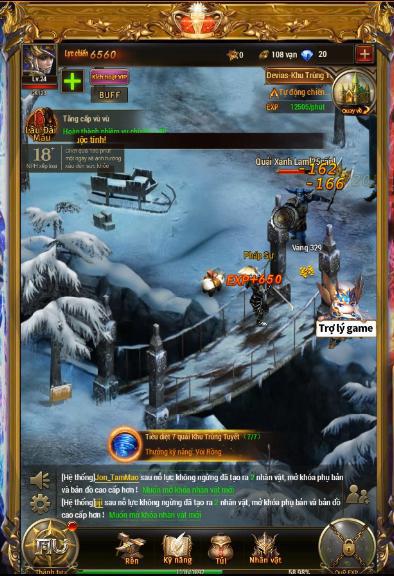 game mobile nhập vai mang phong cách châu Âu thời kỳ Trung Cổ MU Đại Thiên Sứ H5 4-15731243110771842999131