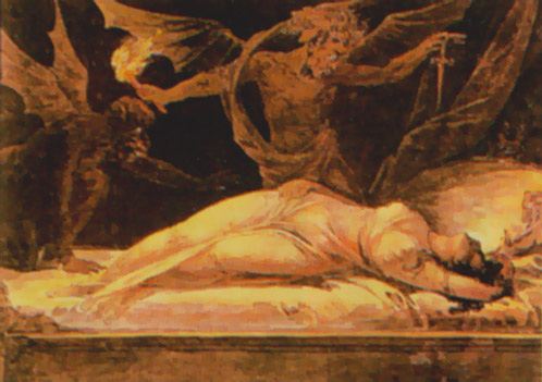 Incubus - loài quỷ nam chuyên sàm sỡ phái nữ - Ảnh 5.