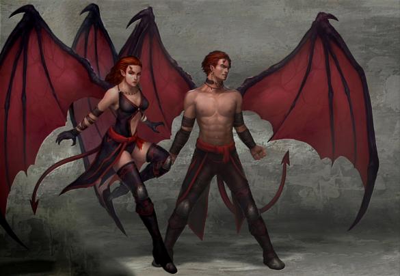 Incubus - loài quỷ nam chuyên sàm sỡ phái nữ - Ảnh 1.