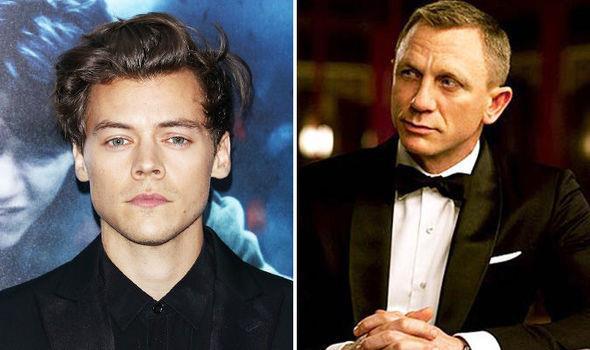 Thành viên của One Direction có thể trở thành James Bond trong loạt phim điệp viên 007 - Ảnh 2.