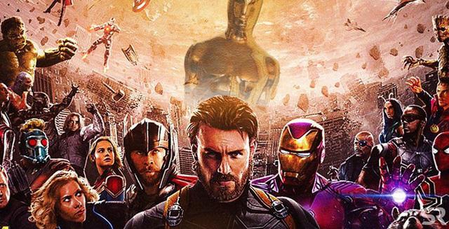 Mặc cho Robert Downey Jr. không thích, thì Marvel vẫn cứ cho Iron-Man đi tranh cử Oscar - Ảnh 2.