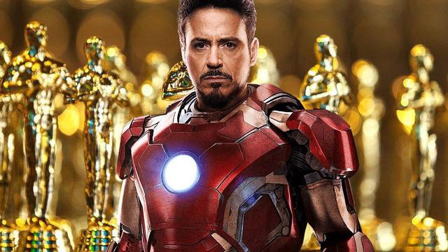 Mặc cho Robert Downey Jr. không thích, thì Marvel vẫn cứ cho Iron-Man đi tranh cử Oscar - Ảnh 3.