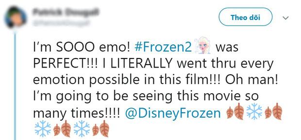 Phản ứng đầu tiên về Frozen 2: Cảm xúc, mãn nhãn, hoành tráng như phim siêu anh hùng - Ảnh 5.