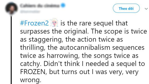 Phản ứng đầu tiên về Frozen 2: Cảm xúc, mãn nhãn, hoành tráng như phim siêu anh hùng - Ảnh 7.