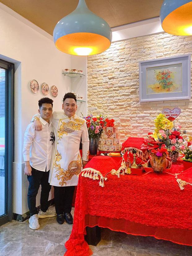 Đám hỏi của streamer giàu nhất Việt Nam Xemesis chưa biết hoành tráng cỡ nào, nhưng nhìn dàn bê tráp đã thấy choáng váng - Ảnh 3.