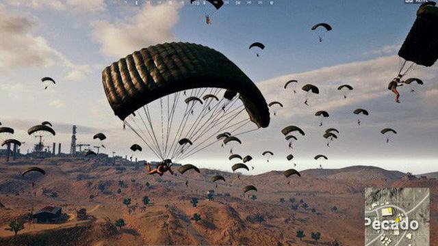 PUBG: Trước khi nghĩ tới việc sống sót, nhảy dù là kỹ năng cần phải biết đối với mọi game thủ - Ảnh 1.