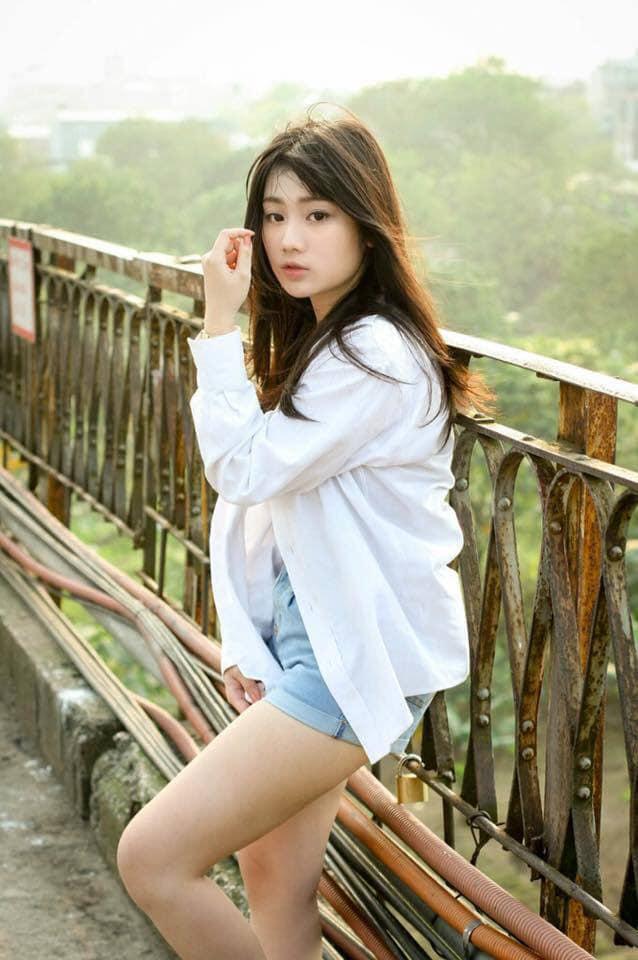 Mặt xinh dáng đẹp, hot girl CS:GO này chính xác là hình mẫu người yêu trong mơ của mọi game thủ Việt - Ảnh 8.