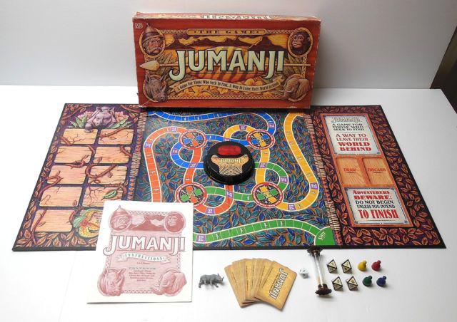 Jumanji đã chuyển mình từ phim ra game như thế nào? - Ảnh 3.