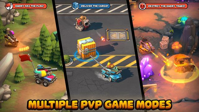 Loạt game mobile miễn phí mới mở cửa đầu tháng 12 này - Ảnh 3.