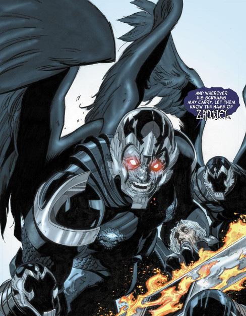 Top 10 con quỷ hùng mạnh trong vũ trụ Marvel (P. 2) - Ảnh 6.