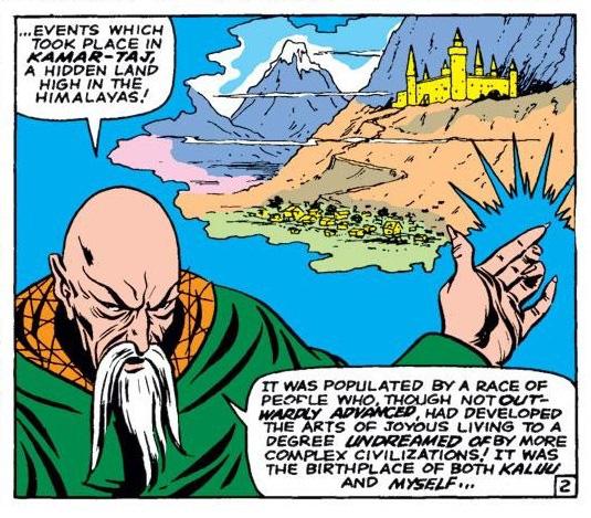 Thật không thể tin nổi, Dr. Strange sẽ trở thành... Hiệu trưởng của trường Hogwarts? - Ảnh 1.