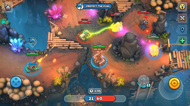5 tựa game mobile mang phong cách MOBA chơi cực cuốn - Ảnh 5.