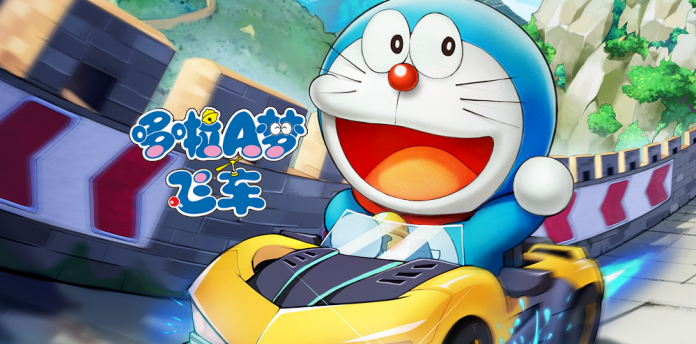 Doraemon Kart - Game mèo máy thông minh đua xe siêu sáng tạo - Ảnh 1.