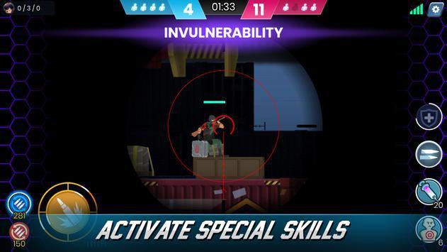 Thử ngay Countersnipe - Game bắn tỉa PvP mới lạ, ngộ nhĩnh trên nền tảng di động - Ảnh 2.