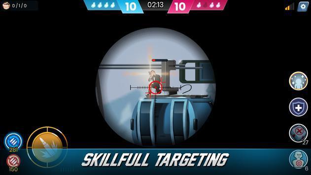 Thử ngay Countersnipe - Game bắn tỉa PvP mới lạ, ngộ nhĩnh trên nền tảng di động - Ảnh 3.