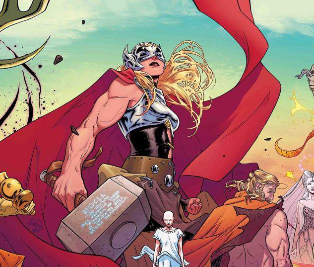 Bất xứng với Mjolnir thêm lần nữa, Thor là Thần Sấm hay Thần Nhọ? - Ảnh 3.