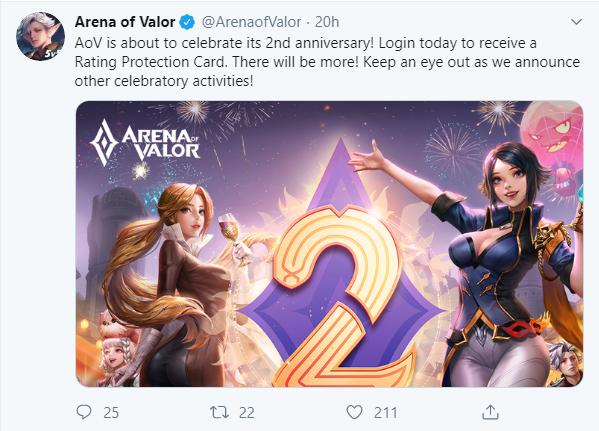 Liên Quân Mobile: Tencent công bố tướng, skin sẽ tặng FREE ở Event kỷ niệm sinh nhật 2 tuổi - Ảnh 2.