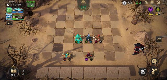 Auto Chess Mobile: Phantom Queen, sự mất mát đáng tiếc của hệ Assassin - Ảnh 2.