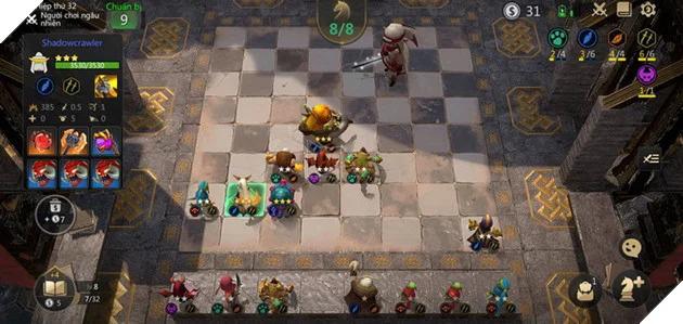 Auto Chess Mobile: Phantom Queen, sự mất mát đáng tiếc của hệ Assassin - Ảnh 3.