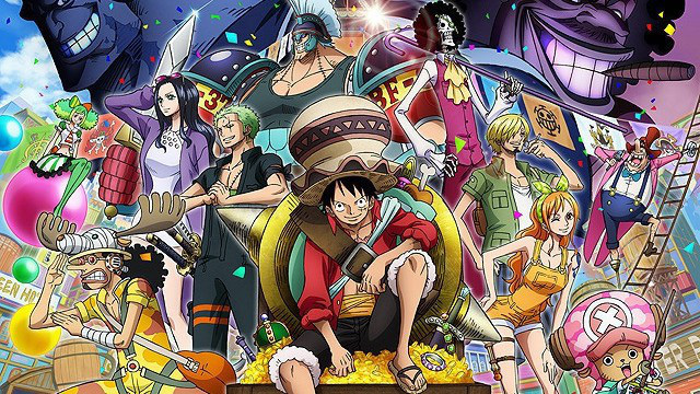 Ra mắt tiểu thuyết One Piece: Stampede, fan có dịp thưởng thức cùng lúc với movie! - Ảnh 1.