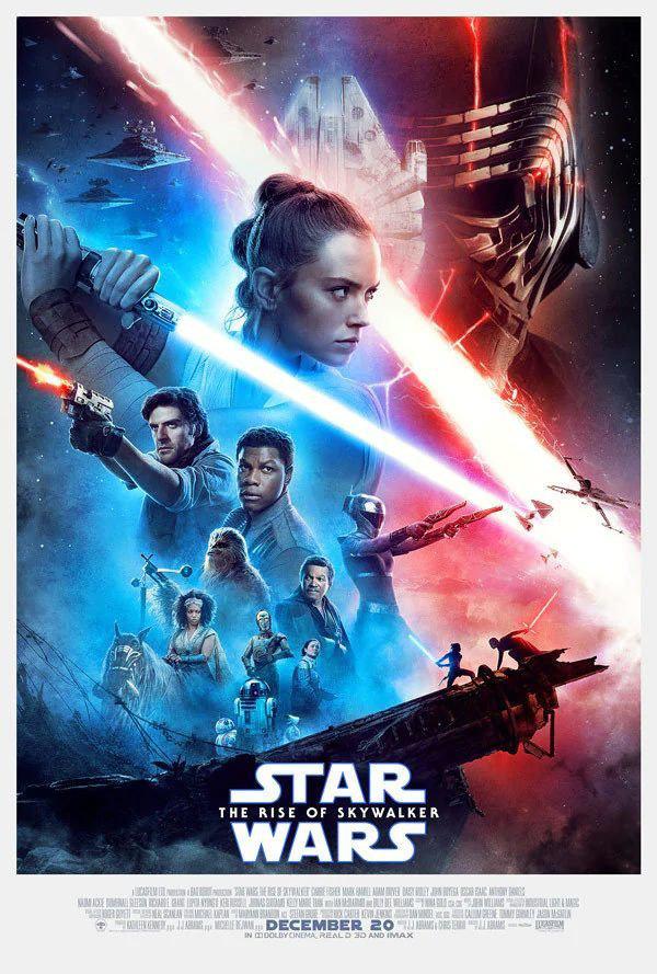 Phản ứng sớm về Star Wars: The Rise Of Skywalker: Cảm động, hoành tráng, là một cái kết trọn vẹn cho gia đình Skywalker - Ảnh 1.