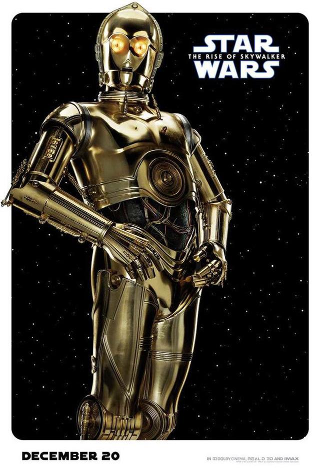 Phản ứng sớm về Star Wars: The Rise Of Skywalker: Cảm động, hoành tráng, là một cái kết trọn vẹn cho gia đình Skywalker - Ảnh 8.