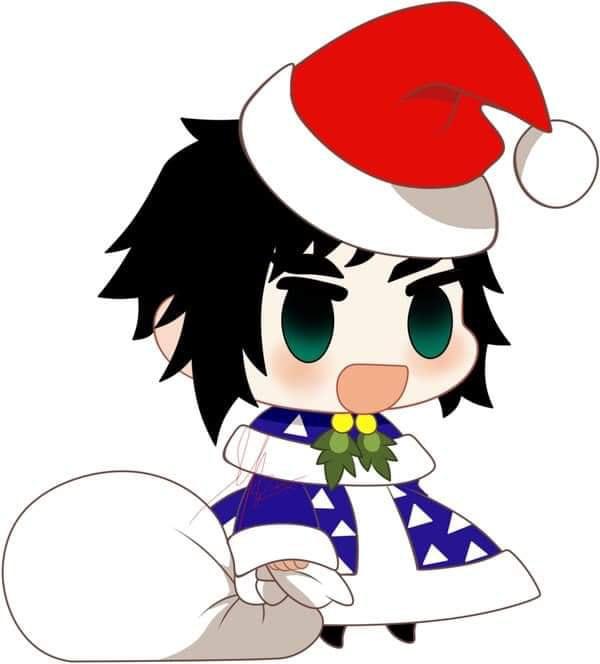Hòa cùng không khí Noel, dàn nhân vật trong Kimetsu no Yaiba diện trang phục Giáng Sinh cực yêu - Ảnh 11.
