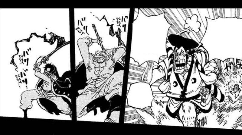 One Piece 966: Roger là một kiếm sĩ và 5 manh mối về sức mạnh của Vua Hải  Tặc
