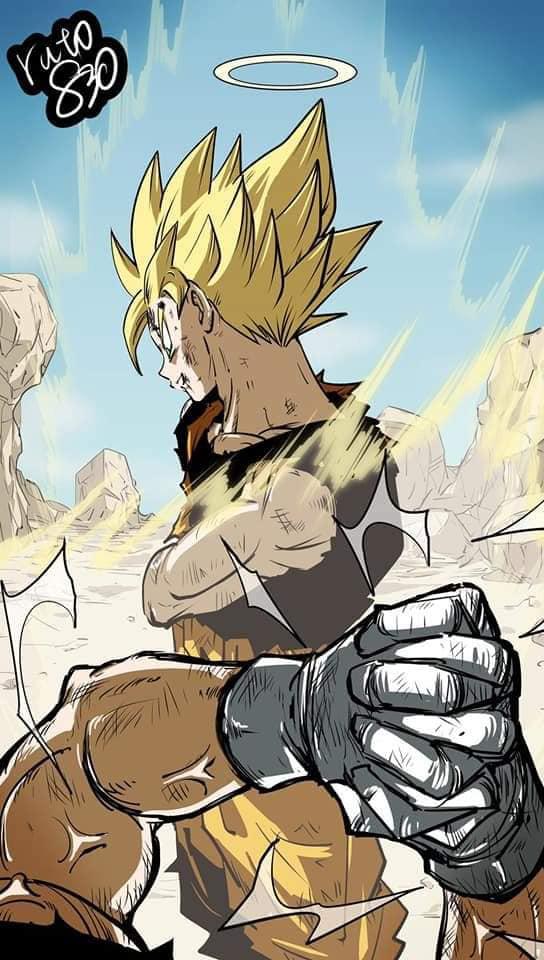 Mãn nhãn khi xem lại các cảnh chiến đấu trong Dragon Ball theo góc nhìn trực diện của các nhân vật - Ảnh 15.