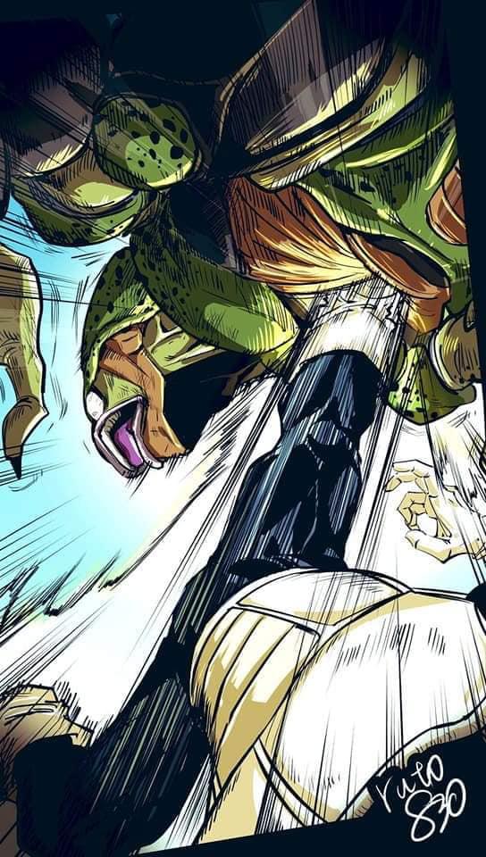 Mãn nhãn khi xem lại các cảnh chiến đấu trong Dragon Ball theo góc nhìn trực diện của các nhân vật - Ảnh 13.