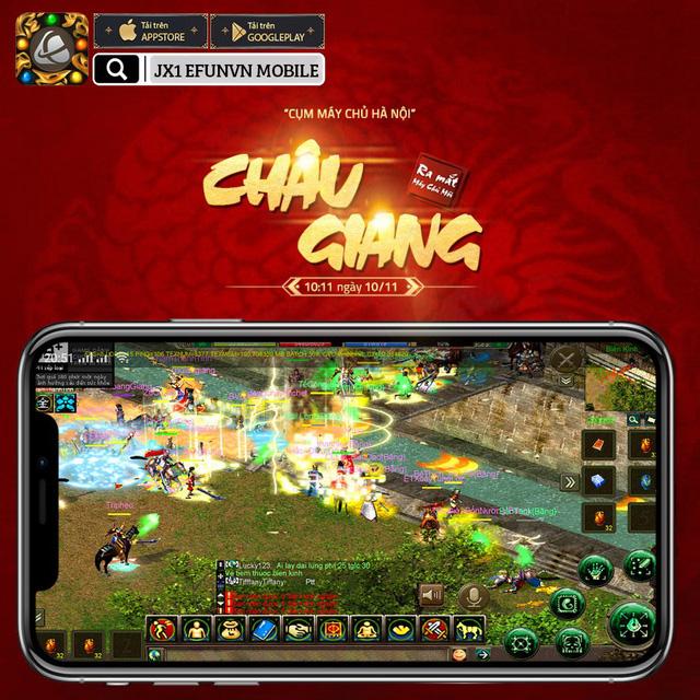 Game thủ JX1 Huyền Thoại Võ Lâm ấm lòng đêm Giáng Sinh với hàng ngàn quà tặng - Ảnh 8.