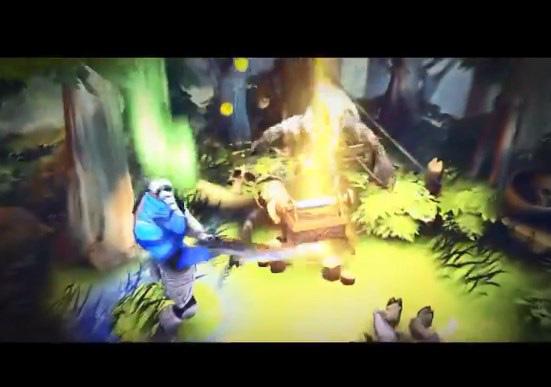 DOTA 2: Ngỡ ngàng với trailer bản 7.23 của máy chủ Trung Quốc - Void Spirit bá đạo như Thanos - Ảnh 4.