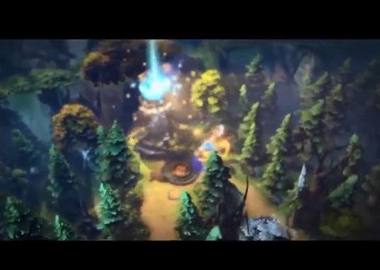 DOTA 2: Ngỡ ngàng với trailer bản 7.23 của máy chủ Trung Quốc - Void Spirit bá đạo như Thanos - Ảnh 6.