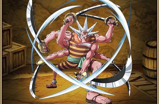 One Piece: Roronoa Zoro và 5 nhân vật có khả năng sử dụng nhiều thanh kiếm cùng một lúc - Ảnh 2.