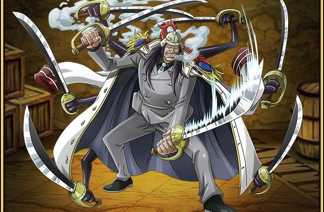 One Piece: Roronoa Zoro và 5 nhân vật có khả năng sử dụng nhiều thanh kiếm cùng một lúc - Ảnh 3.