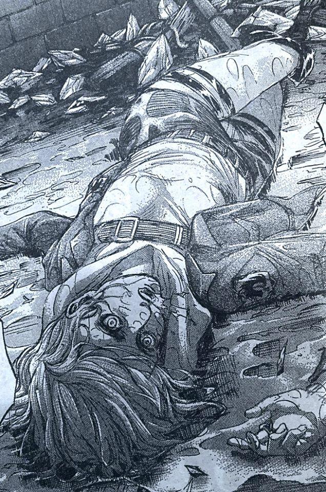 Titan Nữ Hình - Annie Leonhart có lẽ sẽ thức giấc trong chương truyện Attack on Titan mới nhất - Ảnh 3.