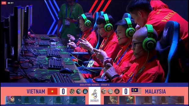 Sóng Wi-Fi siêu lởm khiến tuyển Mobile Legends Việt Nam suýt thua Malaysia tại Sea Games 30 - Ảnh 1.