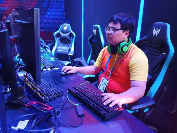 Đoàn eSports Việt Nam dừng chân tại SEA Games 30 ở 3 bộ môn Mobile Legends: Bang Bang, Starcraft II và Hearthstone - Ảnh 1.
