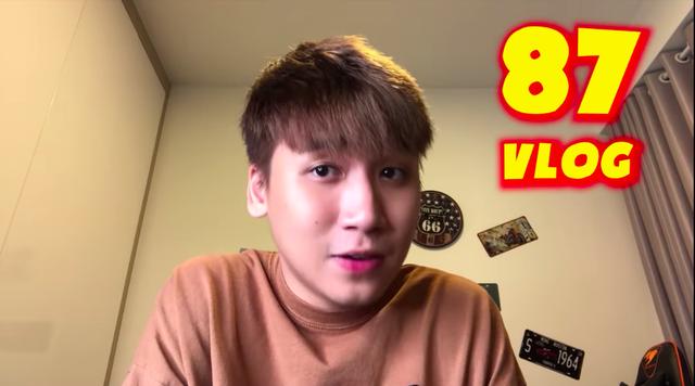 Vlogger Huy Cung khoe con trai đầu lòng, thừa nhận vlog thoái trào nên chuyển sang con đường ca hát - Ảnh 1.