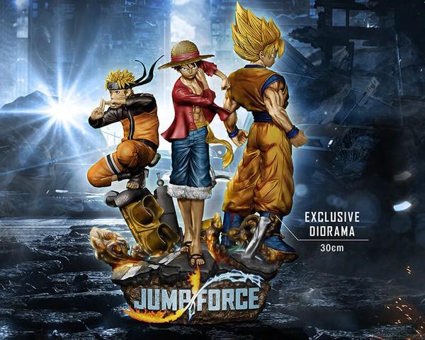 Tất tần tật thông tin về 42 nhân vật sẽ xuất hiện trong bom tấn Jump Force - Ảnh 1.
