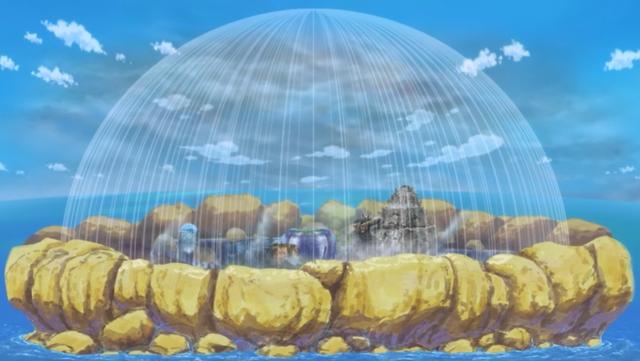 One Piece: Đá biển chính là chất xúc tác để Luffy đánh thức được trái ác quỷ chống lại Tứ Hoàng Kaido? - Ảnh 4.