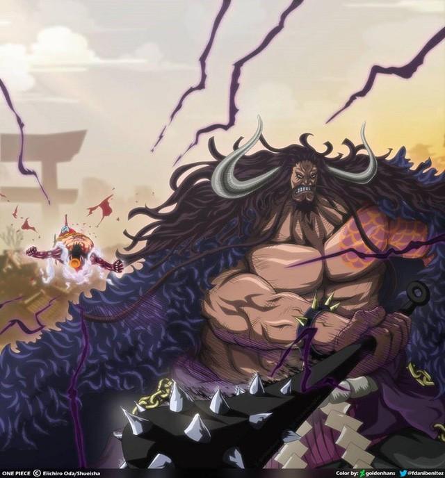 One Piece: Đá biển chính là chất xúc tác để Luffy đánh thức được trái ác quỷ chống lại Tứ Hoàng Kaido? - Ảnh 5.