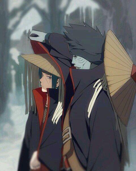 Naruto: Hóa ra cách tổ chức Akatsuki chia cặp hoạt động là cả một nghệ thuật sắp đặt của tác giả - Ảnh 4.