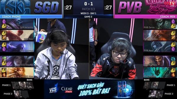 LMHT: Thoát án phạt cày thuê, Zeros tỏa sáng rực rỡ giúp Phong Vũ Buffalo hủy diệt Sky Gaming, ẵm luôn 2 danh hiệu MVP - Ảnh 4.
