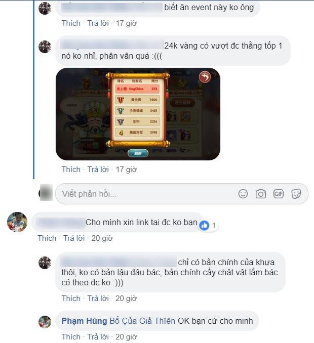 Thực sự nể: Toát mồ hôi hột ở server Việt, cộng đồng Tiểu Tiểu Tam Quốc Chí vẫn mò mẫm server Trung để test meta dù... 1 chữ bẻ đôi không biết - Ảnh 11.