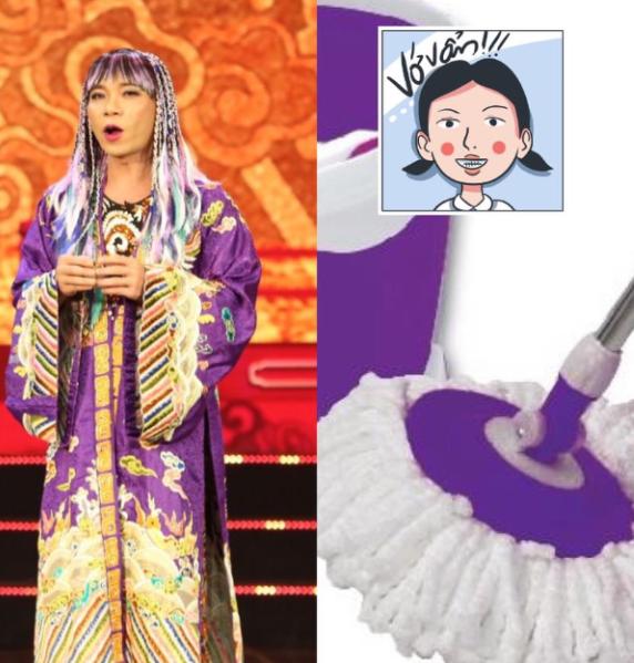 Thời trang Cô Đẩu trải dài từ Sơn Tùng M-TP, Dream Catcher cho đến cái chổi lau nhà - Ảnh 5.
