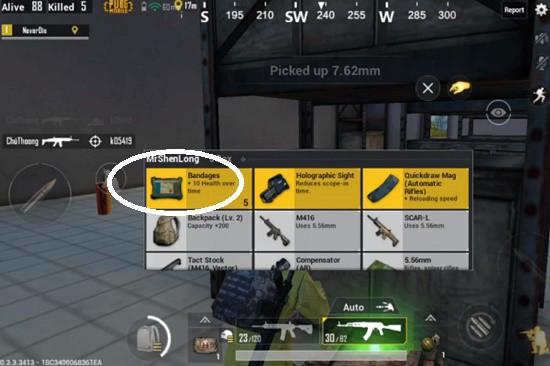 PUBG Mobile: Top 5 món đồ vô dụng tốt nhất game thủ không nên sờ vào làm gì - Ảnh 4.