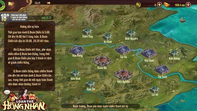 Loạn Thế Hồng Nhan chính thức ra mắt phiên bản mới Quân Đoàn Tranh Bá, tặng ngay 2000 Giftcode giá trị - Ảnh 2.
